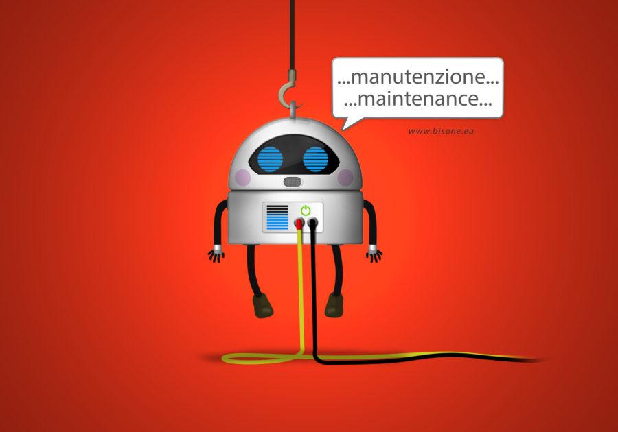 Manutenzione Robot